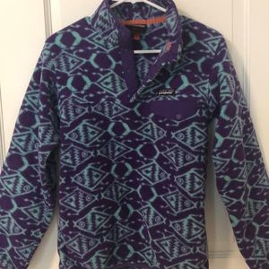 Patagonia fleece for sale!
